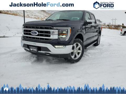 2021 Ford F-150 for sale at Jackson Hole Ford of Alpine in Alpine WY