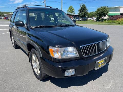 2001 Subaru Forester for sale at Shell Motors in Chantilly VA