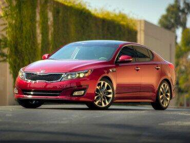 2014 Kia Optima for sale at Michael's Auto Sales Corp in Hollywood FL