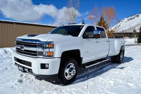 2019 Chevrolet Silverado 3500HD for sale at Jackson Hole Ford of Alpine in Alpine WY