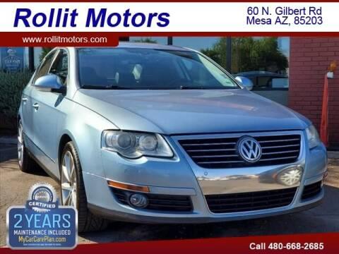 2008 Volkswagen Passat for sale at Rollit Motors in Mesa AZ