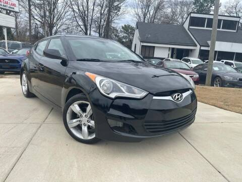 2012 Hyundai Veloster for sale at Alpha Car Land LLC in Snellville GA