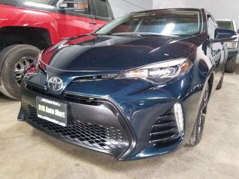 2018 Toyota Corolla for sale at 916 Auto Mart ONLY $399 DOWN!!!* in Sacramento CA