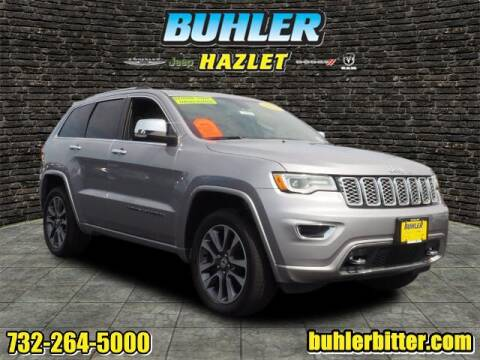 2018 Jeep Grand Cherokee for sale at Buhler and Bitter Chrysler Jeep in Hazlet NJ