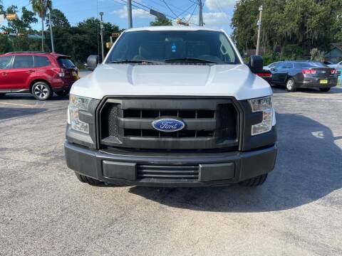 2017 Ford F-150 for sale at QUALITY PREOWNED AUTO in Houston TX