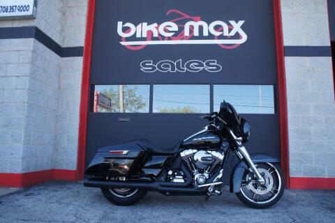 2015 Harley-Davidson Street Glide for sale at BIKEMAX, LLC in Palos Hills IL