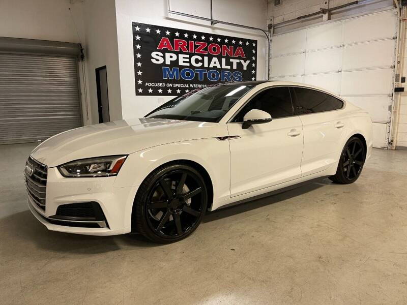 2018 Audi A5 Sportback for sale at Arizona Specialty Motors in Tempe AZ