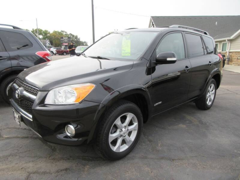 2012 Toyota RAV4 for sale at Dam Auto Sales in Sioux City IA