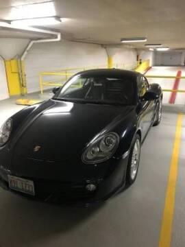 2011 Porsche Cayman for sale at Classic Car Deals in Cadillac MI