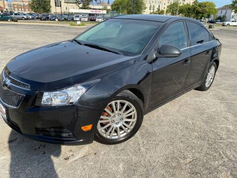 2012 Chevrolet Cruze for sale at Your Car Source in Kenosha WI