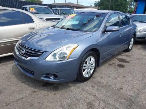 2010 Nissan Altima for sale at JIREH AUTO SALES in Chicago IL