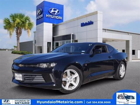 2016 Chevrolet Camaro for sale at Metairie Preowned Superstore in Metairie LA