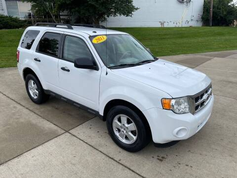 2011 Ford Escape for sale at Best Buy Auto Mart in Lexington KY