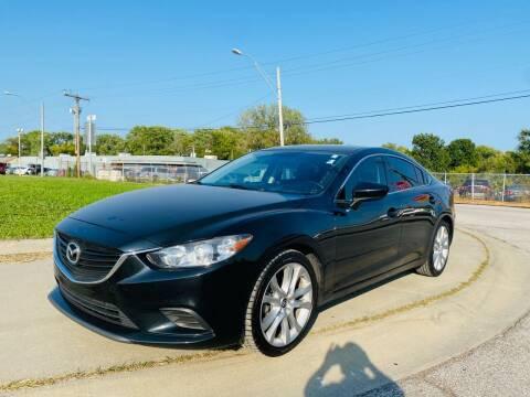 2015 Mazda MAZDA6 for sale at Xtreme Auto Mart LLC in Kansas City MO