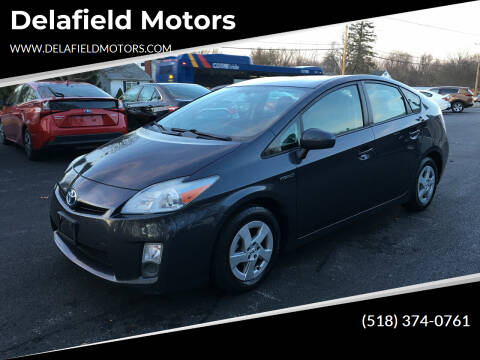 2010 Toyota Prius for sale at Delafield Motors in Glenville NY