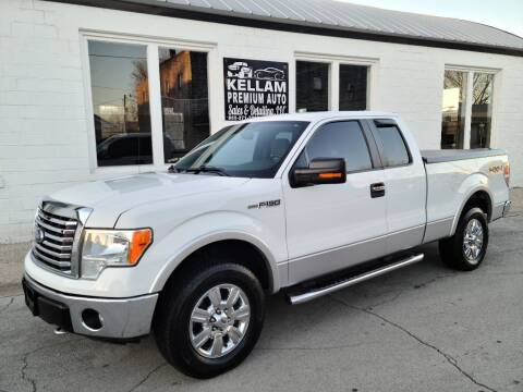 2011 Ford F-150 for sale at Kellam Premium Auto Sales & Detailing LLC in Loudon TN