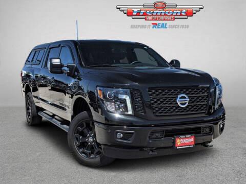 2018 Nissan Titan XD for sale at Rocky Mountain Commercial Trucks in Casper WY