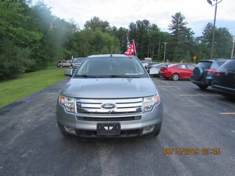 2007 Ford Edge for sale at Heritage Truck and Auto Inc. in Londonderry NH