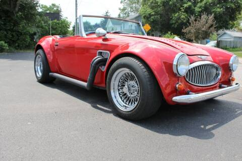 1967 Austin-Healey 3000 MK Sebring for sale at Great Lakes Classic Cars & Detail Shop in Hilton NY