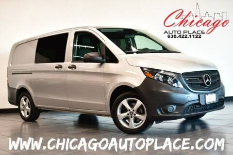 2020 Mercedes-Benz Metris for sale at Chicago Auto Place in Bensenville IL