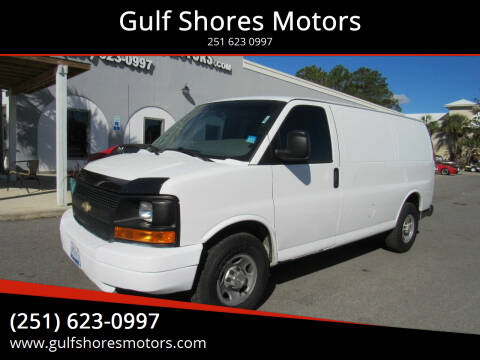 2014 Chevrolet Express Cargo for sale at Gulf Shores Motors in Gulf Shores AL