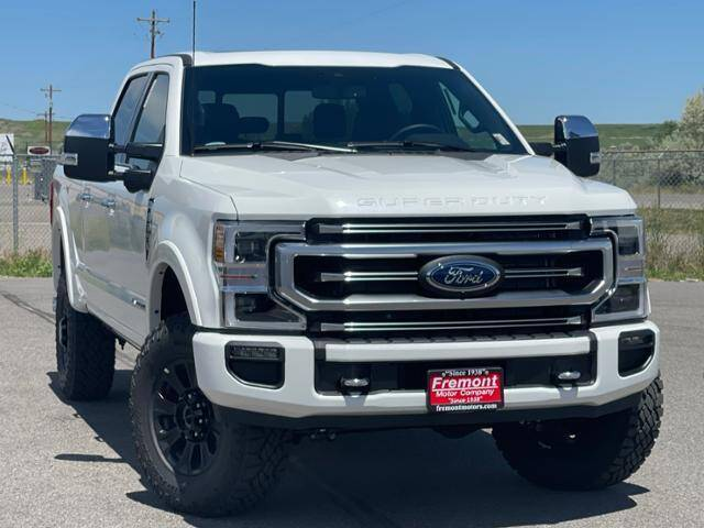 2021 Ford F-250 Super Duty for sale at Rocky Mountain Commercial Trucks in Casper WY
