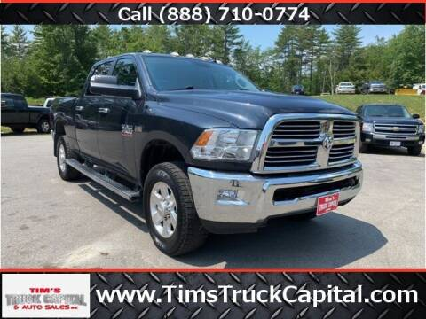 2015 RAM Ram Pickup 2500 for sale at TTC AUTO OUTLET/TIM'S TRUCK CAPITAL & AUTO SALES INC ANNEX in Epsom NH