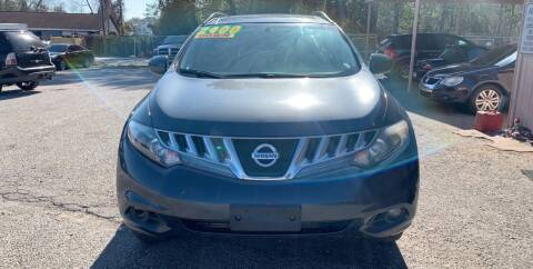 2012 Nissan Murano for sale at Auto Mart in North Charleston SC