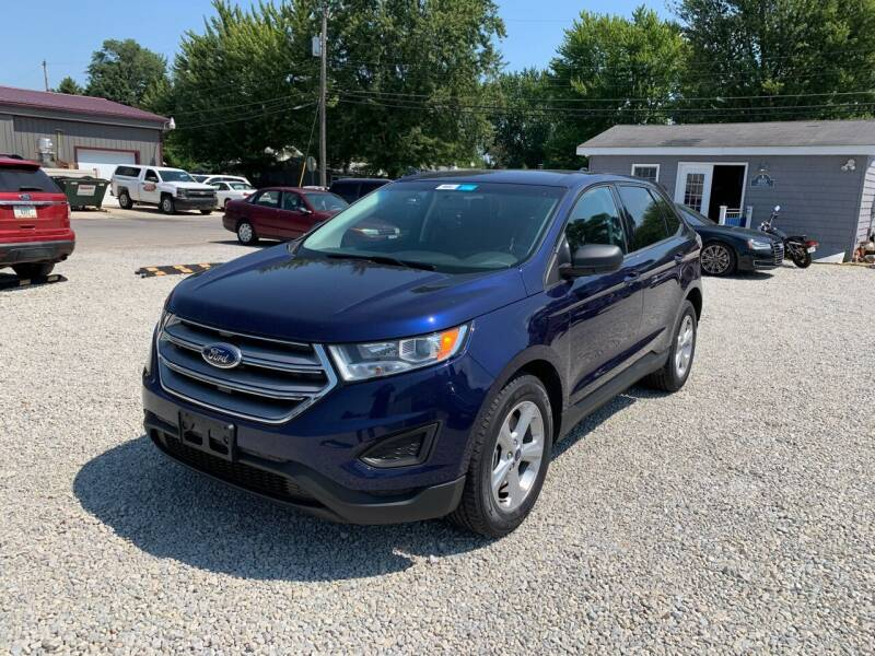 2016 Ford Edge for sale at Davidson Auto Deals in Syracuse IN