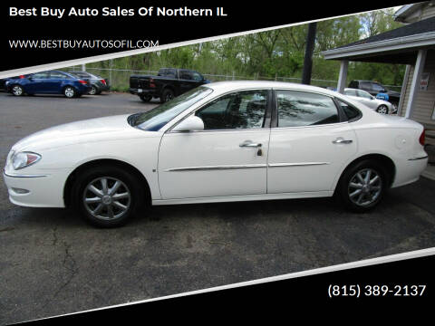2009 Buick LaCrosse for sale at Best Buy Auto Sales of Northern IL in South Beloit IL