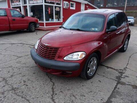 2002 Chrysler PT Cruiser for sale at SAVORS AUTO CONNECTION LLC in East Liverpool OH