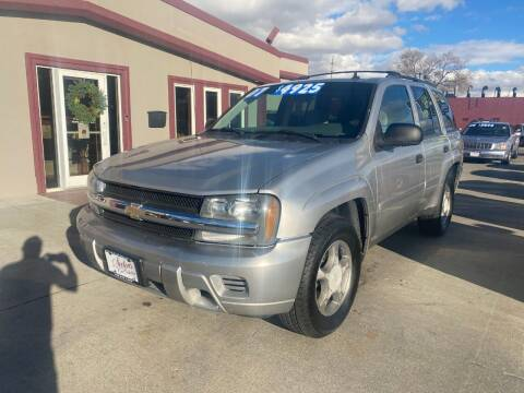 2007 Chevrolet TrailBlazer for sale at Sexton's Car Collection Inc in Idaho Falls ID