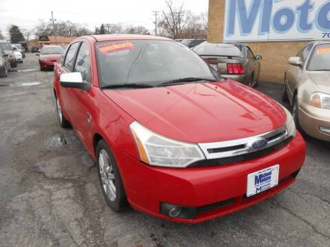 2008 Ford Focus for sale at Michael Motors in Harvey IL