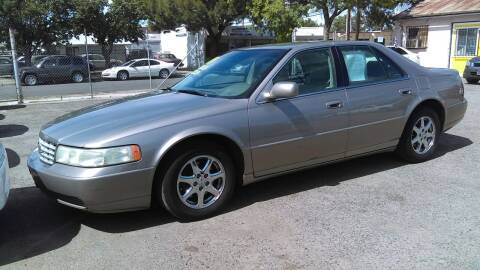 2001 Cadillac Seville for sale at Larry's Auto Sales Inc. in Fresno CA