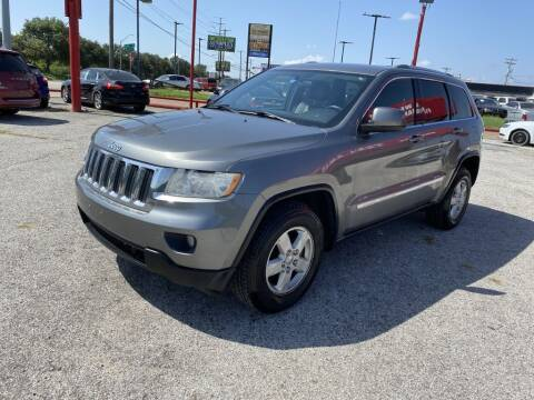2012 Jeep Grand Cherokee for sale at Texas Drive LLC in Garland TX