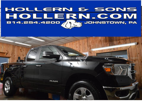 2020 RAM Ram Pickup 1500 for sale at Hollern & Sons Auto Sales in Johnstown PA