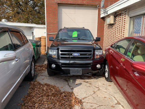 2010 Ford Expedition for sale at Frank's Garage in Linden NJ