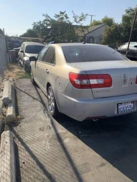 2009 Lincoln MKZ for sale at Auto Toyz Inc in Lodi CA