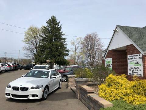 2016 BMW 5 Series for sale at Direct Sales & Leasing in Youngstown OH