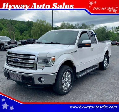 2013 Ford F-150 for sale at Hyway Auto Sales in Lumberton NJ