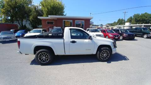 2005 Chevrolet Colorado for sale at Lewis Used Cars in Elizabethton TN