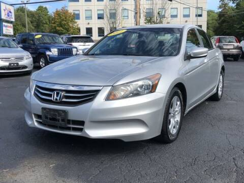 2011 Honda Accord for sale at All Star Auto  Cycle in Marlborough MA