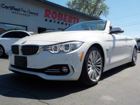 2014 BMW 4 Series for sale at Roberti Automotive in Kingston NY