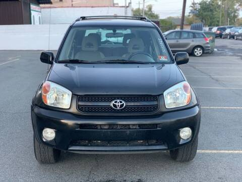 2004 Toyota RAV4 for sale at Innovative Auto Group in Hasbrouck Heights NJ
