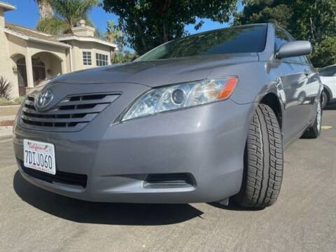 2007 Toyota Camry for sale at Donada  Group Inc in Arleta CA