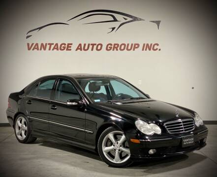 2006 Mercedes-Benz C-Class for sale at Vantage Auto Group Inc in Fresno CA