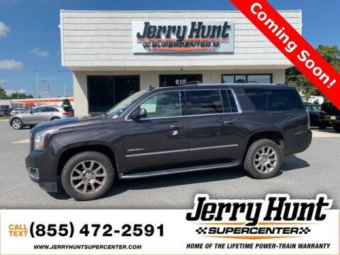 2016 GMC Yukon XL for sale at Jerry Hunt Supercenter in Lexington NC