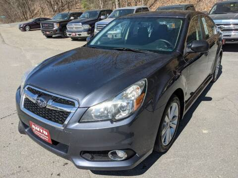 2014 Subaru Legacy for sale at AUTO CONNECTION LLC in Springfield VT