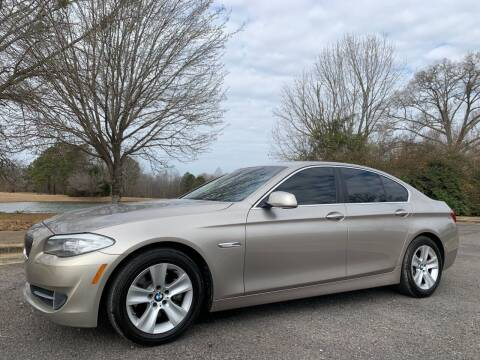 2012 BMW 5 Series for sale at LAMB MOTORS INC in Hamilton AL