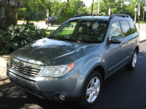 2010 Subaru Forester for sale at Top Choice Auto Inc in Massapequa Park NY